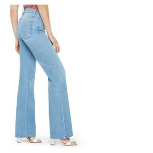 Joe's Jeans Molly High Rise Flare Light Wa…